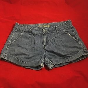 American Eagle fading shorts size 8